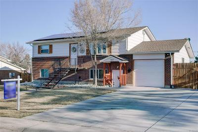 Centennial Single Family Home Active: 7640 South Kit Carson Drive