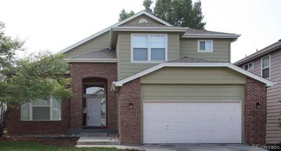 Thornton Single Family Home Active: 2766 East 134th Place
