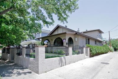 Denver Single Family Home Active: 2624 Irving Street