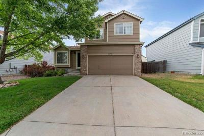 Centennial Single Family Home Active: 5292 South Jericho Street