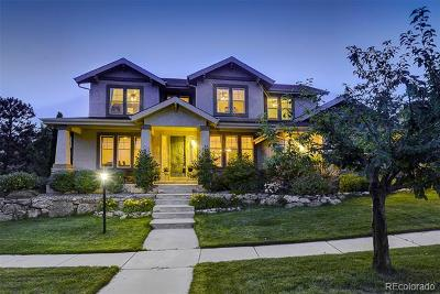 El Paso County Single Family Home Active: 2559 Willow Glen Drive