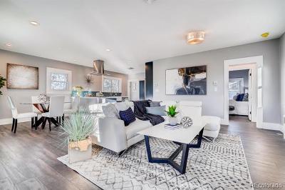 Denver Single Family Home Active: 3720 Sheridan Boulevard