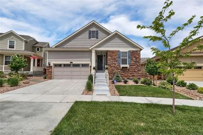 Arvada Single Family Home Under Contract: 17629 West 84th Place