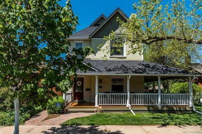 Single Family Home Under Contract: 1815 South Washington Street