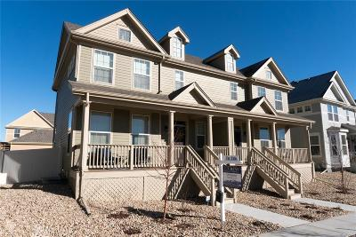 Lafayette Condo/Townhouse Active: 589 Rawlins Way