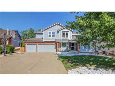 Littleton Single Family Home Under Contract: 4 Pin Oak Drive