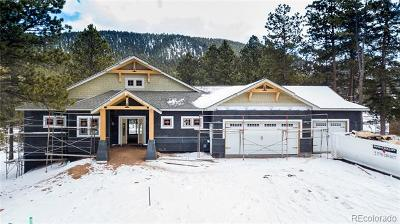 Woodland Park Single Family Home Active: 680 Chipmunk Drive