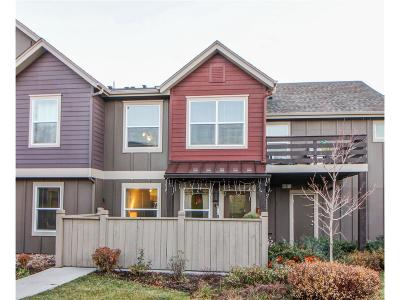 Boulder Condo/Townhouse Under Contract: 4155 47th Street #C