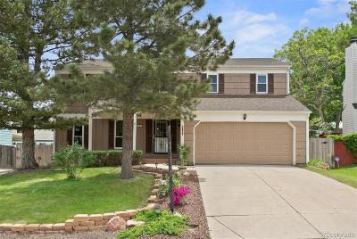 Single Family Home Under Contract: 12516 West Temple Drive