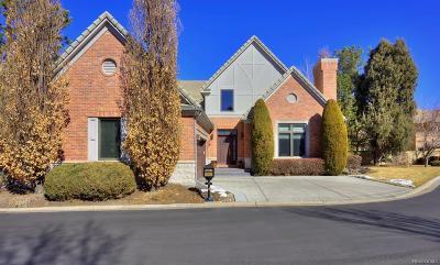 Single Family Home Sold: 106 South University Boulevard #3