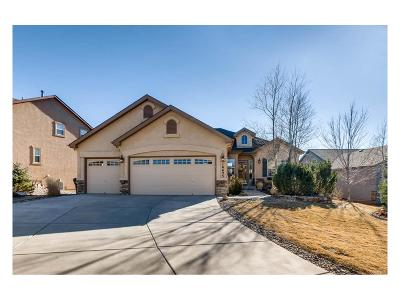 Monument Single Family Home Under Contract: 16625 Curled Oak Drive