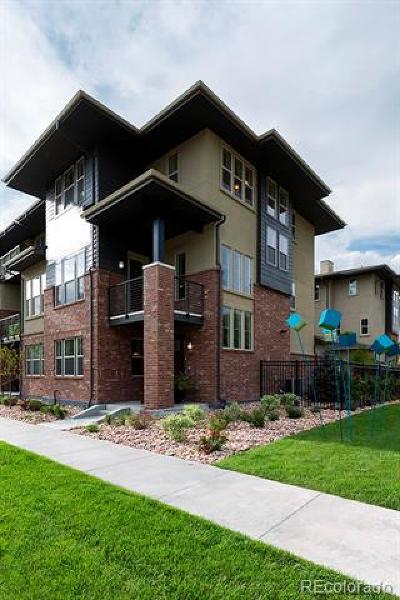 Denver Condo/Townhouse Active: 6485 East Cedar Avenue
