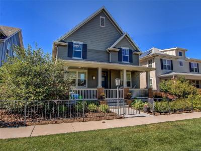 Denver Single Family Home Under Contract: 8136 East 35th Avenue