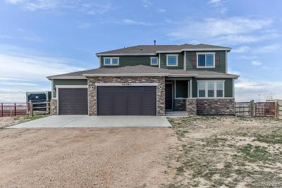 Ault Single Family Home Under Contract: 40763 Jade Drive
