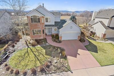 Boulder Single Family Home Active: 4673 Tally Ho Court