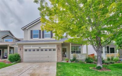 Highlands Ranch Single Family Home Active: 1065 Mulberry Lane