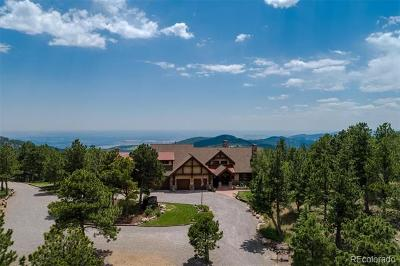 Golden Single Family Home Active: 7775 Spirit Ranch Road