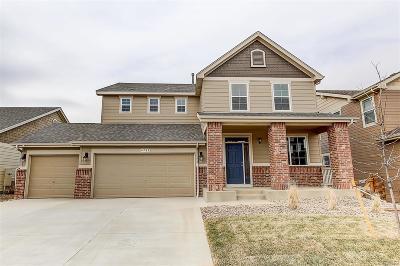 Aurora Single Family Home Active: 4789 South Tempe Street
