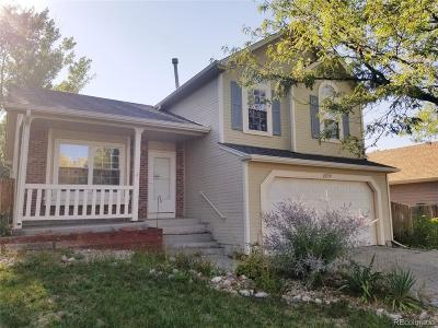 Aurora Single Family Home Active: 4239 South Biscay Circle