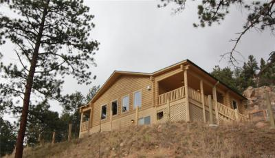 Park County Single Family Home Active: 603 Old State Road