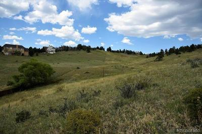 Golden Residential Lots & Land Active: 545 Mt. Evans Vista Road