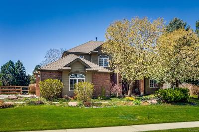 Longmont Single Family Home Active: 2207 Indian Peaks Circle