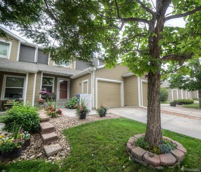 Northglenn Condo/Townhouse Under Contract: 11107 Claude Court