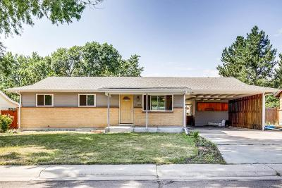 Lakewood Single Family Home Active: 7030 West Oregon Drive