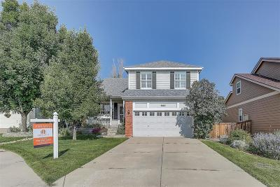 Highlands Ranch Single Family Home Active: 9069 Garnet Street