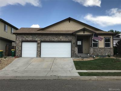 Commerce City Single Family Home Active: 10804 Barclay Court