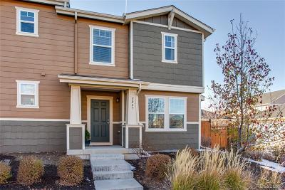 Denver Condo/Townhouse Active: 2047 Trenton Street