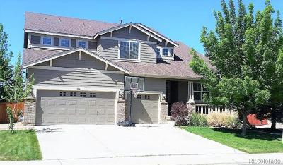 Thornton Single Family Home Active: 3043 East 143rd Drive
