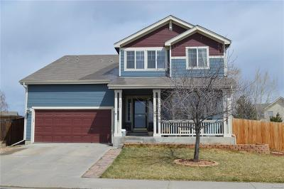 Frederick Single Family Home Under Contract: 5737 Prairie Circle