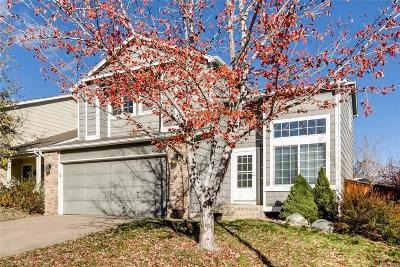 Single Family Home Active: 2547 Foothills Canyon Court