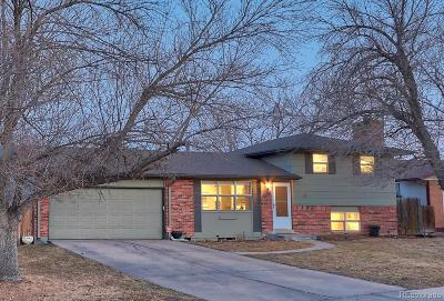 Centennial Single Family Home Under Contract: 6210 South Colorado Boulevard