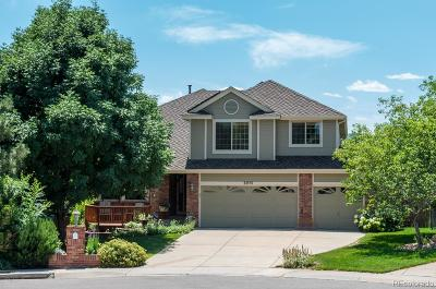 Arvada Single Family Home Under Contract: 6975 Pike Court