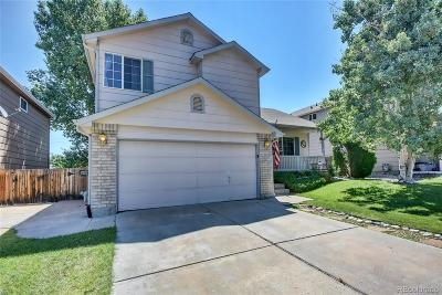 Centennial Single Family Home Active: 4366 South Gibraltar Street