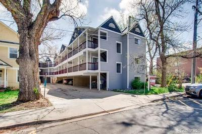 Boulder Condo/Townhouse Active: 1830 22nd Street #4