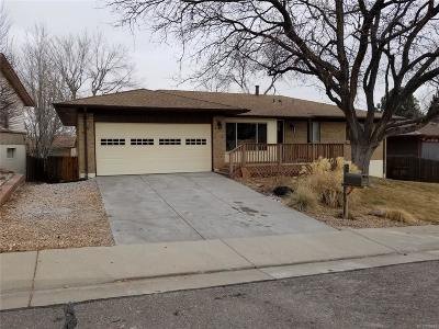 Lakewood Single Family Home Under Contract: 12557 West Arizona Place