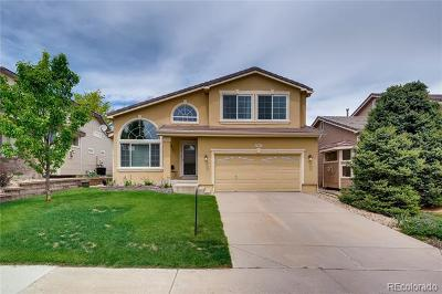 Highlands Ranch Single Family Home Active: 4741 Fenwood Drive
