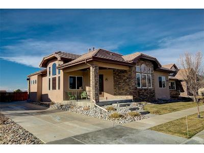 Commerce City Single Family Home Under Contract: 11361 Chambers Drive