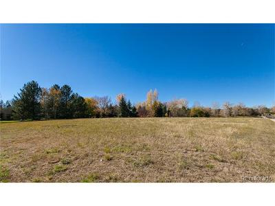 Arapahoe County Residential Lots & Land Active: 5815 South Village Way