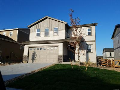 Aurora Single Family Home Active: 5019 South Wenatchee Circle