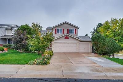 Centennial Single Family Home Active: 19997 East Garden Drive