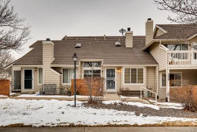 Condo/Townhouse Under Contract: 5239 West Iliff Drive #104