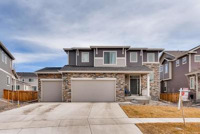 Commerce City Single Family Home Under Contract: 12392 Jasper Street
