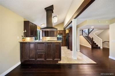 Denver Single Family Home Active: 860 South Leyden Street