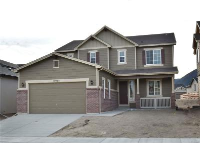 Monument Single Family Home Under Contract: 17662 Leisure Lake Drive