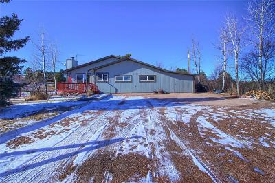 Elbert County Single Family Home Active: 1291 Buttercup Road