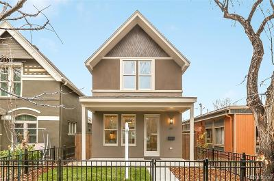 Denver Single Family Home Active: 49 Elati Street